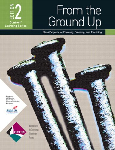 9780132291644: From the Ground Up: Trainee Workbook