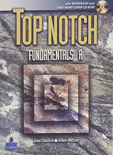 9780132293198: Top Notch Fundamentals with Super CD-ROM Split a (Units 1-5) with Workbook and Super CD-ROM