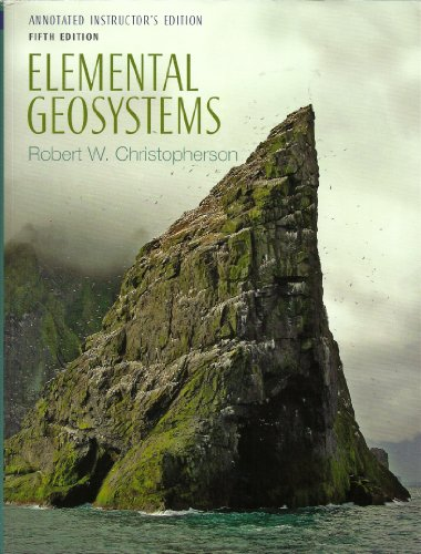 9780132293303: Elemental Geosystems