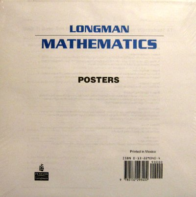 9780132293402: Longman Mathematics