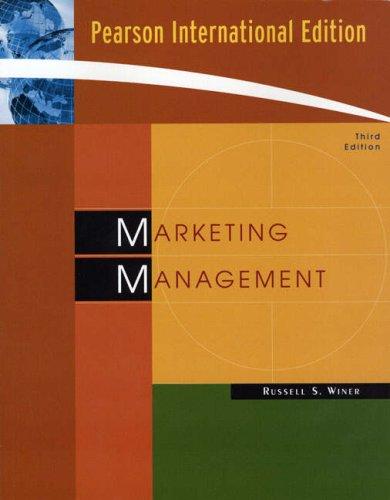 9780132296311: Marketing Management