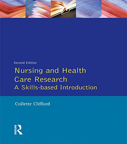 9780132297417: Nursing and Health Care Research: A Skills-based Introduction (European Casebook Series on Management)
