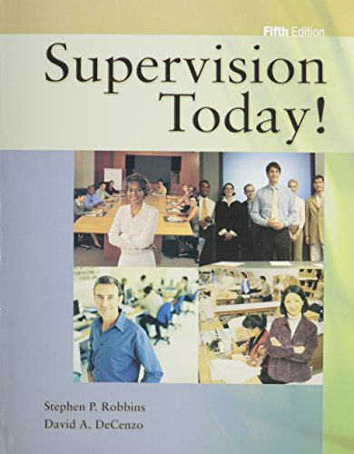 9780132298193: Supervision Today!