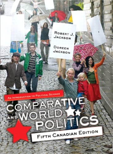 9780132300964: Introduction to Political Science: Comparative and World Politics