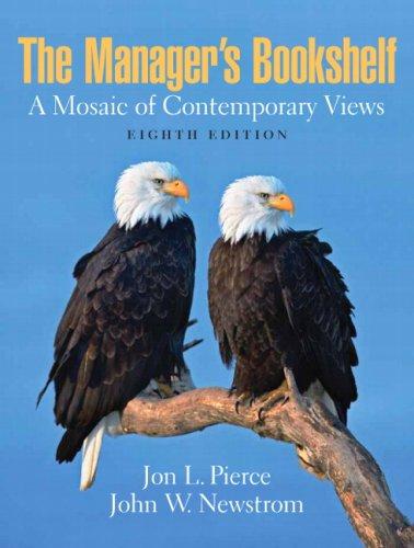 9780132301657: Manager's Bookshelf: a Mosaic of Contemporary Views