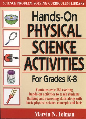 9780132301787: Hands on Physics and Science Actv Gd K-8: For Grades K-8 (J-B Ed: Hands On)