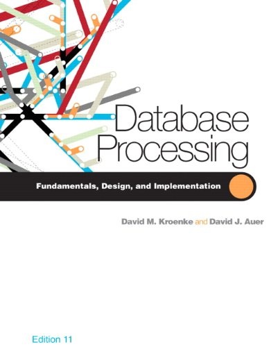 9780132302678: Database Processing (11th Edition)