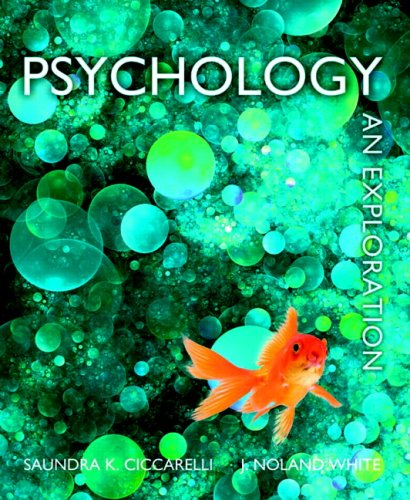9780132302722: Psychology: An Exploration (Mypsychlab (Access Codes))