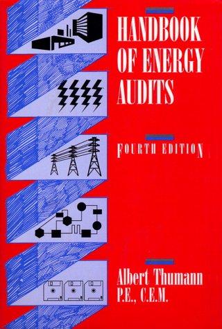 9780132303439: Handbook of Energy Audits