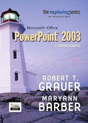 9780132303958: Exploring Microsoft PowerPoint 2003 Comprehensive and Student Resource CD Package