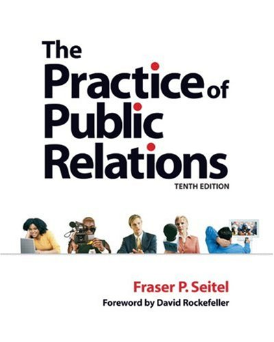 9780132304511: The Practice of Public Relations