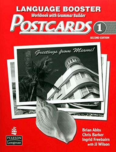 9780132305105: Postcards 1 Language Booster