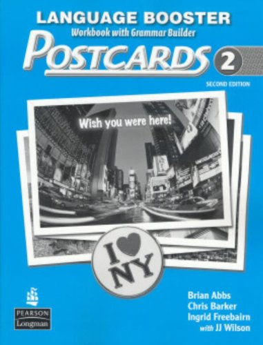9780132305112: POSTCARDS LEV 2 LANGUAGE BOOSTER
