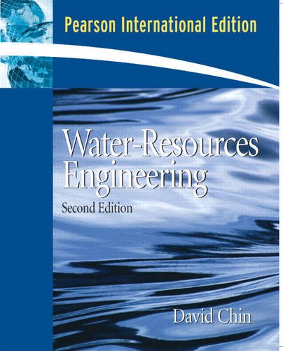 9780132305198: Water-Resources Engineering