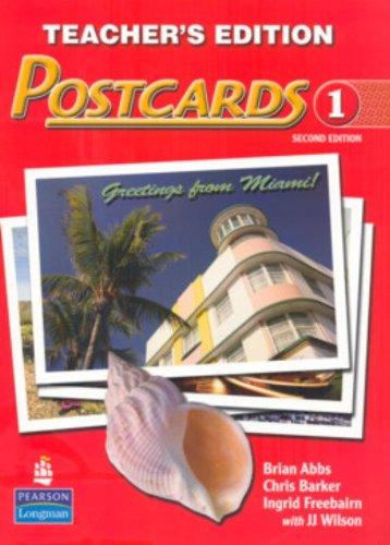 9780132305372: postcards 1 tb