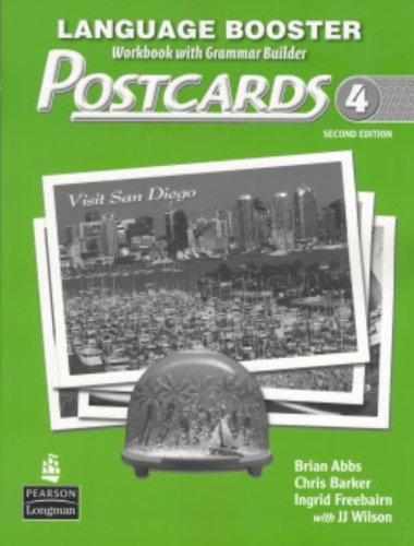 9780132305488: Postcards 4 Language Booster
