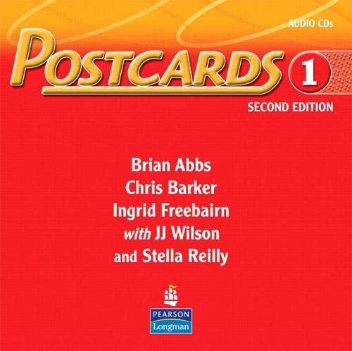 9780132305495: Postcards: Level 1