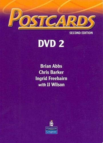 9780132305549: Postcards 4 DVD