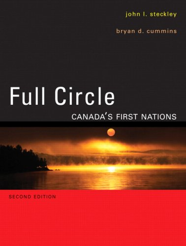 9780132305631: Full Circle: Canada's First Nations (2nd Edition)
