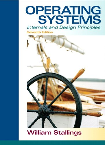 9780132309981: Operating Systems: Internals and Design Principles