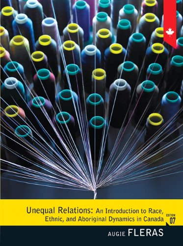 9780132310604: Unequal Relations: An Introduction to Race, Ethnic, and Aboriginal Dynamics in Canada, Seventh Edition (7th Edition)