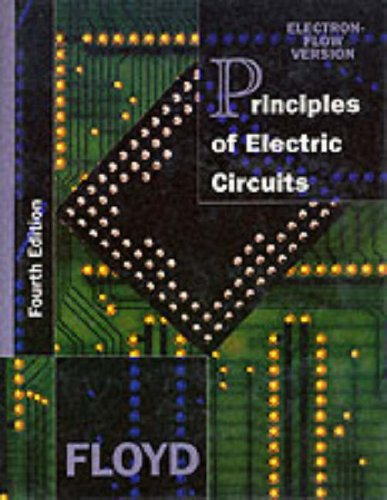 9780132310772: Principles of Electric Circuits: Electron Flow Version