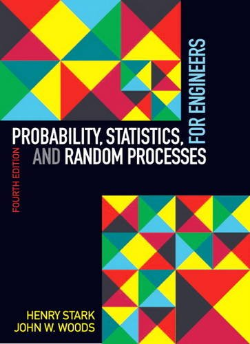 9780132311236: Probability, Statistics, and Random Processes for Engineers