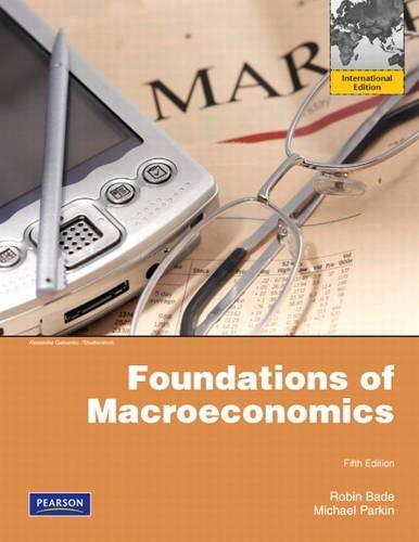 9780132311526: Foundations of Macroeconomics