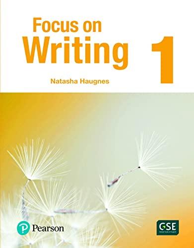 9780132313506: Focus on Writing 1 SB