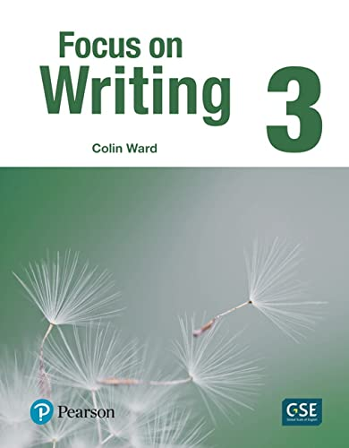 9780132313537: Focus on Writing 3