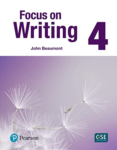 9780132313544: Focus on Writing 4 (Student Book alone)