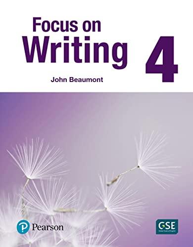 9780132313544: Focus on Writing 4