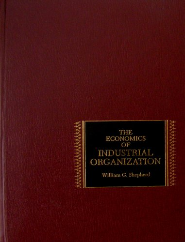 9780132314640: Economics of Industrial Organization
