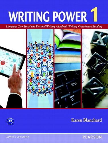 9780132314848: Writing Power 1