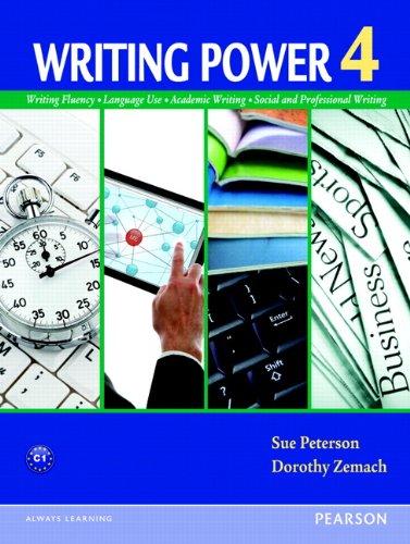 9780132314879: Writing Power 4