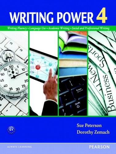 9780132314879: Writing Power 4