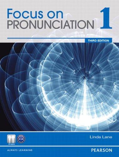 9780132314930: Focus on Pronunciation 1 (3rd Edition)