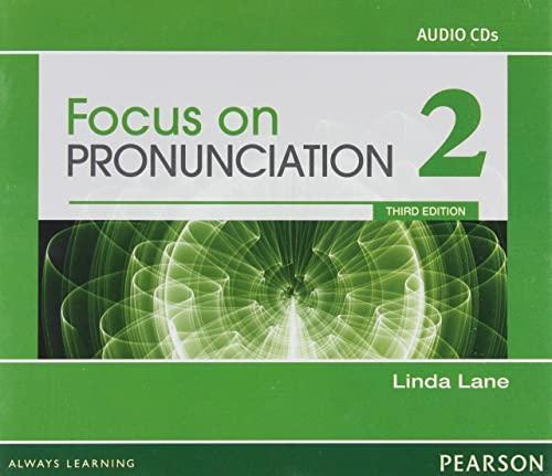 Focus on Pronunciation 2 Audio CDs: LANE