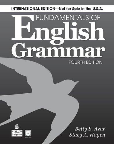 9780132315128: Fundamental of English Grammar (International) SB w/oAK (4th Edition)
