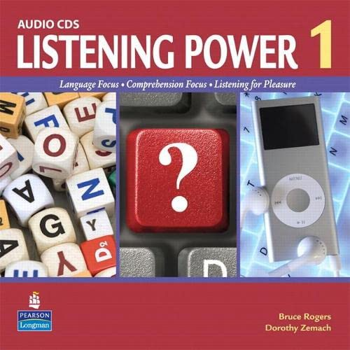 9780132315418: Listening Power 1