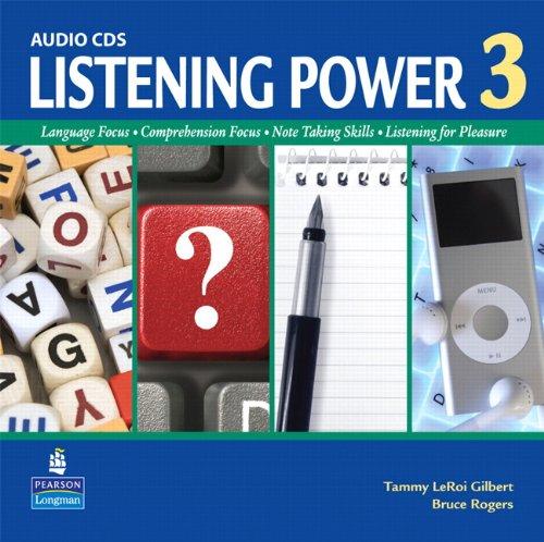 9780132315449: Listening Power 3 Audio CD