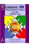 9780132316095: Value Package: Longman Preparation Course for the TOEFL Test: iBT (Student Book with CD-ROM, without Answer Key, and Class Audio CDs) (2nd Edition)