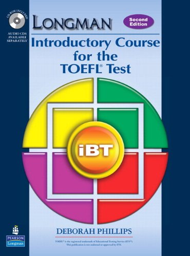 9780132316125: Longman Introductory Course for TOEFL iBT Student Book (without Answer Key) and Audio CD Pack (2nd Edition)