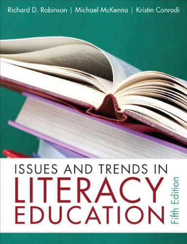 9780132316415: Issues and Trends in Literacy Education (5th Edition)