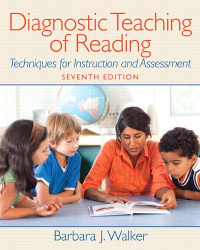 9780132316514: Diagnostic Teaching of Reading: Techniques for Instruction and Assessment