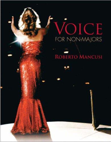 9780132319669: Voice for Non-Majors