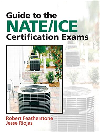 9780132319706: Guide to NATE/ICE Certification Exams (3rd Edition)