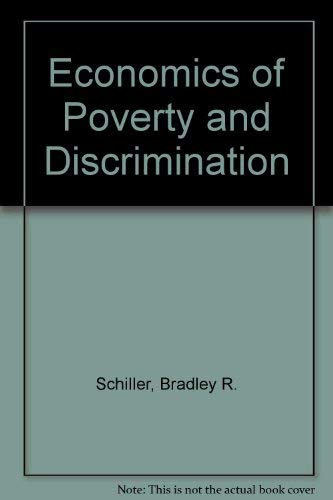 9780132320344: Economics of Poverty and Discrimination