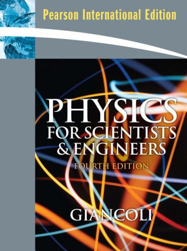 9780132321105: Physics for Scientists and Engineers: Chapters 1-37