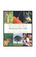 9780132322720: Biology Science for Life& Lab Manual Pkg